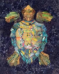 Serendipitous Sea Turtle Pattern | Susan Carlson Quilts | Quilt ... & Serendipitous Sea Turtle Pattern | Susan Carlson Quilts Adamdwight.com