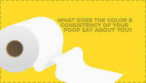 Bowel Movement Consistency Chart What The Color And Consistency Of Your Poop Says About You