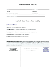 Job Evaluation Template Job Evaluation Form Template Best Of Performance Fresh Free Employee ...