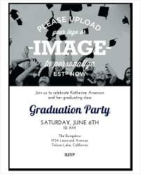 College Graduation Party Invitations Invitation Template Free Interesting Free Dinner Invitation Templates Printable