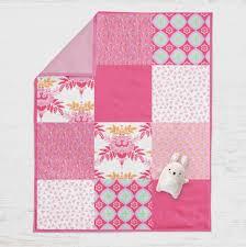 personalised message blanket by 2 green monkeys ... & Personalised blanket - bright pink colour scheme Adamdwight.com