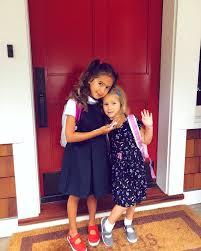 Bruce Willis' Youngest Daughters Head Back to School | PEOPLE.com
