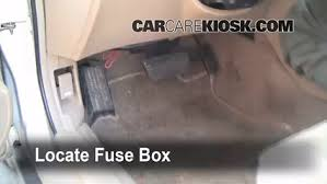 interior fuse box location 1994 1997 honda accord 1997 honda How To Replace A Fuse Box In A Car locate interior fuse box and remove cover how to replace a fuse box in a 1969 mustang