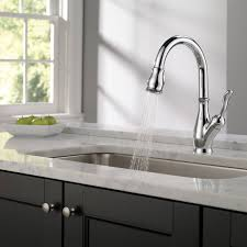 Leland Delta Kitchen Faucet Delta Leland Kitchen Faucet With Pull Down Spray Available In
