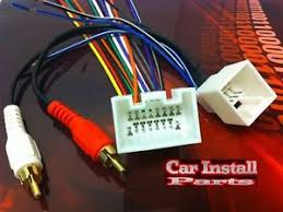 radio wire harness w mach 460 amp premium stereo 98 03 ebay 1964 5 Ford Mustang Radio Wiring image is loading radio wire harness w mach 460 amp premium Ford Factory Stereo Wiring Diagram