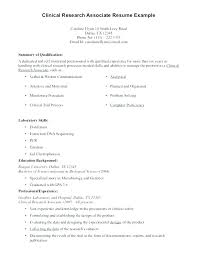 Sample Resume Research Assistant Research Cover Letter Resume ...