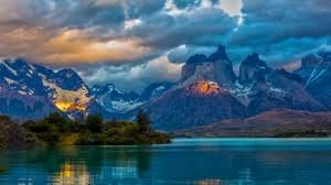 desktop backgrounds 1920x1080 landscape. Brilliant Backgrounds 86 1920x1080 159352 Landscape Winter Snow  Preview Wallpaper  Argentina Mountain Lake Patagonia Clouds Nature On Desktop Backgrounds Landscape