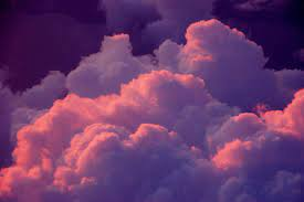 Aesthetic Purple Clouds Wallpapers ...