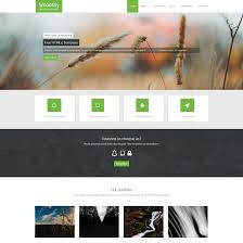 Free Dreamweaver Website Templates Template 24 Smoothy 23