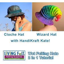 Felt Hat Pattern