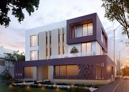 600 m private villa kuwait. Modern Architecture HouseMinimalist  ArchitectureIslamic ...
