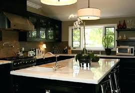 black kitchen cabinets with white marble countertops. Black And White Marble Countertops Kitchen Charming Cabinets With 6 N