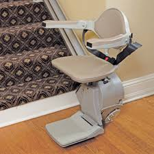 chair for stairs. Bruno Pre-Owned Refurbished Straight Rail Stair Lift Systems Chair For Stairs