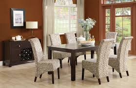 patterned fabric dining chairs awesome fabric for dining room chairs luxury chair danish modern dining photograph upholstery