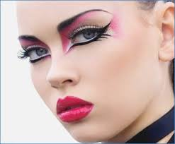 best 25 punk makeup ideas on