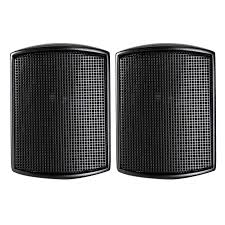 speakers jbl professional. (2) jbl professional control 52 surface-mount satellite speakers (black) jbl w