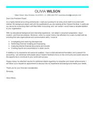 Accountant Cover Letter Staff Advice Practical Screenshoot