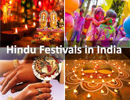 Hindu Festival Chart Most Celebrated Hindu Festivals In India Mpanchang