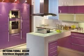 contemporary kitchen ideas 2014. unique purple kitchen interior design 2014 contemporary ideas i