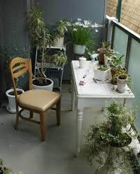 outdoor furniture small balcony. a potting station is must for small balcony garden outdoor furniture e