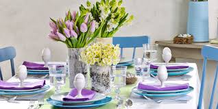 Kitchen Table Decoration 33 Easter Table Decorations Centerpieces For Easter