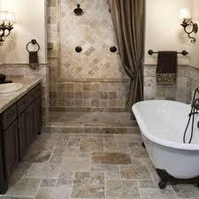 bathroom Country Bathroom Design Rustic Brown Wooden Floating Base
