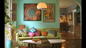 Retro Living Room Decor With Ideas Design