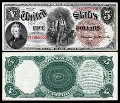 5 Dollar Design United States Five Dollar Bill Wikipedia