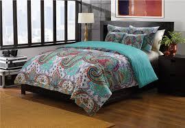 Indian Oriental Paisley Bedding Twin Full/Queen King Quilt or ... & Quilt Set, Duvet Cover Set ... Adamdwight.com