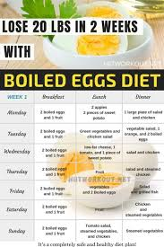 It has been designed to help people who are willing to lose weight without sacrificing the requisite protein their. Boiled Egg Diet Lose 24 Pounds In Just 2 Weeks