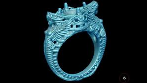 sculpting fashion rings in zbrush uartsy