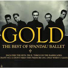Spandau Ballet - Gold The Best Of (2 LP) | xn--80akuplt.xn--p1ai