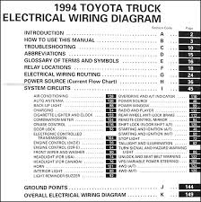 1994 toyota camry tail light wiring diagram wiring diagrams 1984 toyota pickup wiring diagram digital