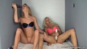 Bondage female ox semen
