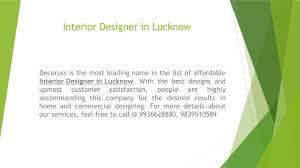 List Of Interior Designer In Lucknow Interior Designer In Lucknow Decoruss By Decorussinteriors