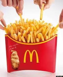 Mcdonalds Mega Potato Tops The Calories Chart