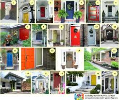 what color to paint front door 2Single 5 Ft X 6 8 Traditional Style Fiberglass Entry Door With 2