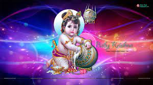 1080p Baby Krishna HD Wallpapers Full ...