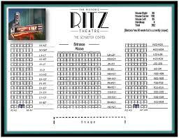 Ritz Theatre Booking The Historic Ritz Theatre