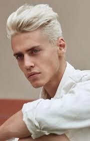 1001 Idées Teinture Blonde Homme Dor Blanc Et De