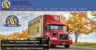 Oak Harbor Freight Lines, Inc.