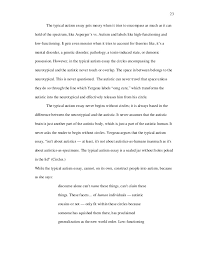 fulltext 26 23 the typical autism essay