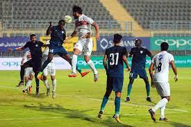 طرح تذاكر مباراة الزمالك وإنبي في افتتاحية الدوري المصري - الرأي