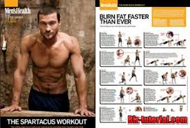 size 4 5 gb cost 45 yours free page menshealth fitness spartacus men s health the sparticus workout