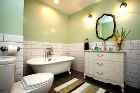light green bathroom olive paint rugs bathrooms mint decor bath