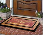 outdoor front door matsDoor Mats Kitchen Mats Sports Team Rugs  Gym Flooring