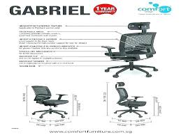 Aeron Chair Headrest
