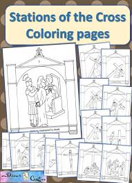 Printable Cross Coloring Pages Mesin Co C