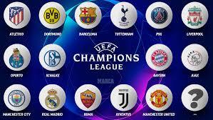 fifteen teams already into champions league last 16