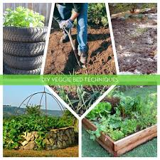 how to build a vegetable garden. 5 DIY Techniques For Creating Productive Vegetable Gardening Beds How To Build A Garden G